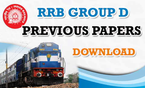 RRB GROUP D PREVIOUS PAPERS - RRB Group D Previous Paper In English Download pdf