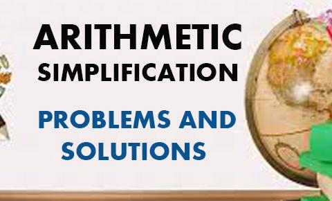 simplification problems