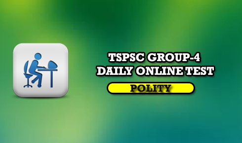 Tspsc group-4 daily online test
