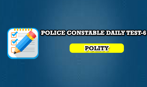 POLICE CONSTABLE DAILY TEST-6