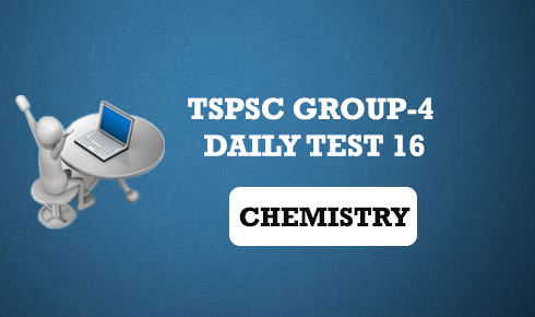 GROUP-4 DAILY TEST 16