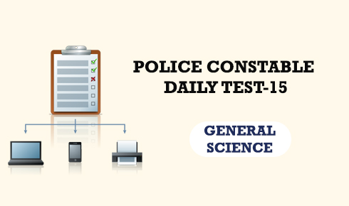 Police constable daily test 15