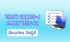TSPSC GROUP-4 DAILY TEST-61