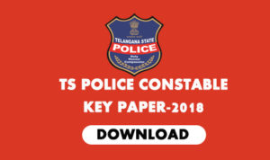 ts police constable key paper download