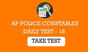AP police constable online free exams