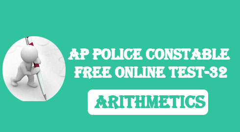 AP Police Constable Free Online Test-32