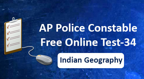 AP Police Constable Free Online Test-34