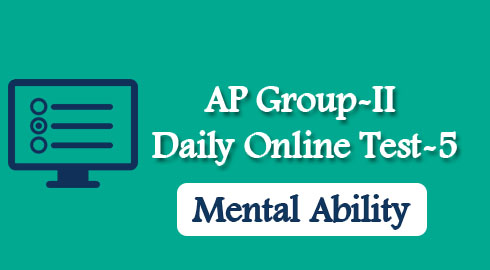 AP Group-II Daily Online Test-5
