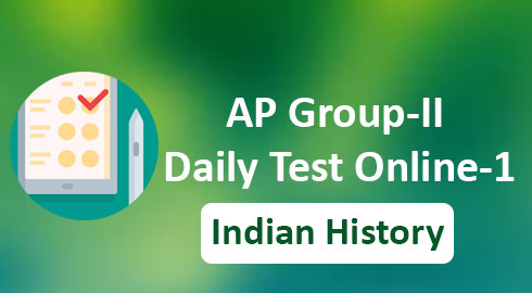 AP Group-II Daily Test Online-1