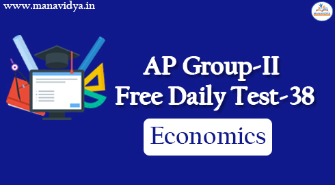 AP Group-II Free Daily Test-38: