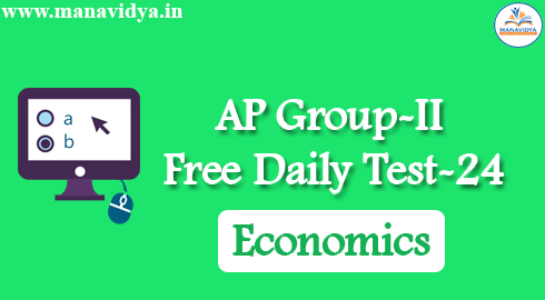 AP Group-II Free Daily Test-24