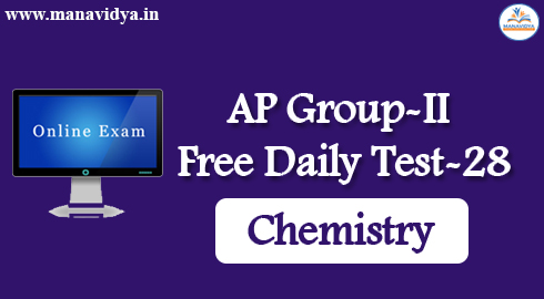 AP Group-II Free Daily Test-28