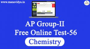 AP Group-II Free Online Test-56