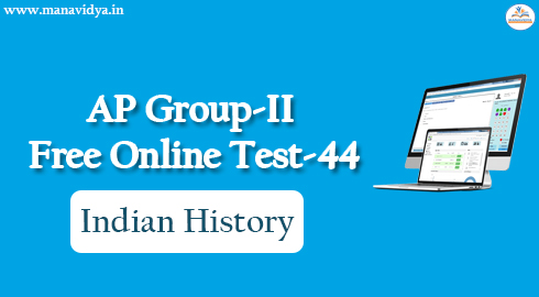 AP Group-II Free Online Test-44
