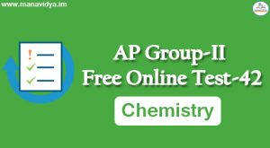 AP Group-II Free Online Test-42