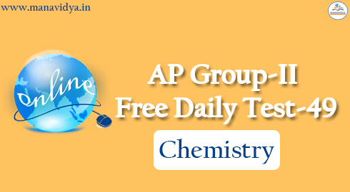 AP Group-II Free Daily Test-49