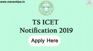 TS ICET 2019-Exam Dates,Eligibility Criteria, Exam Pattern,Syllabus