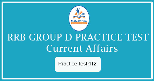 RRB Group d Practice test